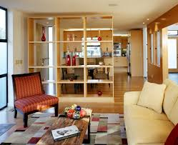 Room Divider Cabinet Cheap Room Dividers Living Room Contemporary With Bookshelf