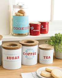martha stewart crafts paint customized kitchen containers martha