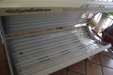 wolff tanning sunquest wolff 2000s canopy tanning bed ebay