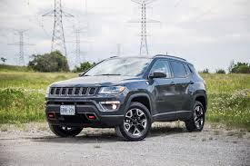 rhino jeep review 2017 jeep compass trailhawk canadian auto review