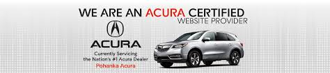 acura certified website program dealer eprocess