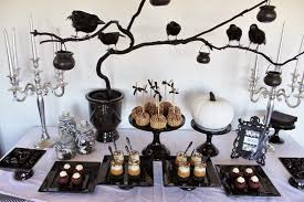 Halloween Table Decorations by Decorating Scary Halloween Bedroom Decoration Inspiration