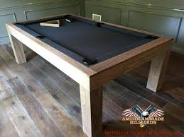 led pool table light modern pool table modern pool tables raw walnut modern led pool