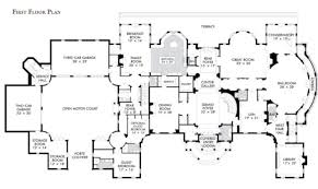 mansion floor plans floor plan of a mansion 26 photo home building plans 27598