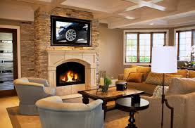 Interior Design Style Guide With Soothing Family Room Ideas - Family room pics