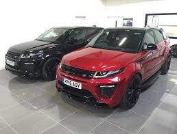 red land rover black or red evoque rangeroverevoque urbanautomotive