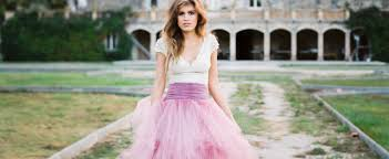 colorful wedding dresses 25 colorful wedding gowns that are anything but basic stylecaster