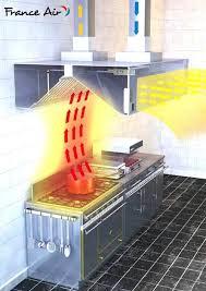 nettoyage de hotte de cuisine professionnel hotte de cuisine professionnelle eclairage hotte cuisine