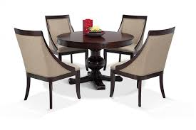 bobs furniture kitchen table set gatsby 5 dining set with swoop chairs bob s discount