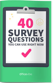 employee engagement survey the complete guide