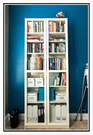 Billy Bookcase With Doors Bookshelf Bookshelf Door Decal With Bookshelf Door Cover