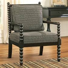 Black Accent Chair Black Accent Chair Black Accent Chair With Round Wood Legs