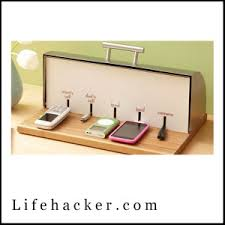 Diy Charging Stations Mission 2 Organize 5 Diy Charging Stations