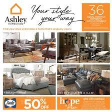 ashley homestore canada flyers