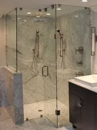 Frameless Steam Shower Doors Shower Door And Enclosure Pictures By Emergency Glass Service