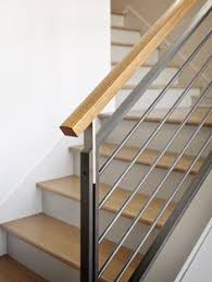 modern handrail designs that make the staircase stand out stair