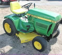 john deere 210 lawn mower item w9382 sold wednesday apr