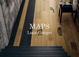 artistic wood flooring maps