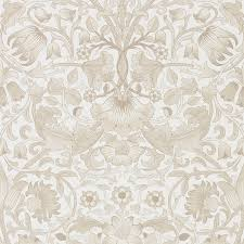 William Morris Wallpaper by William Morris And Co Pure Lodden Wallpaper 216031