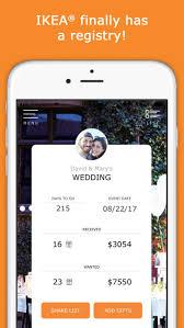 wedding registry apps ikea gift registry by ikea america services llc ios