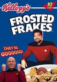 Frosted Flakes Meme - star trek the next generation meme frosted frakes on bingememe