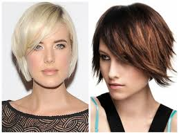 haircut for rectangle shape face the best bob for your face shape hair world magazine