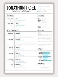 Free Job Resume by 70 Best Resume Images On Pinterest Resume Tips Resume Ideas And