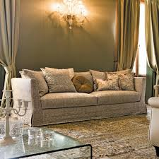 modular sofa traditional fabric 3 seater boheme alberta