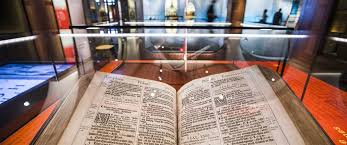 museum of the bible opens in washington d c with celebration