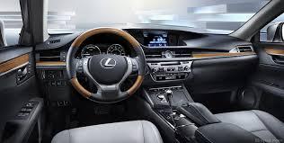 lexus es 2013 2013 lexus es350 interior car vs suv vs minivan