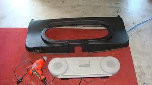 jeep patriot speakers flip tailgate speakers added jeep patriot forums