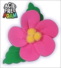 flores de foamy fotos de macetas con flores de fomi ideas para reciclar
