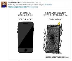 Galaxy Phone Meme - funny reactions to the exploding samsung galaxy note 7