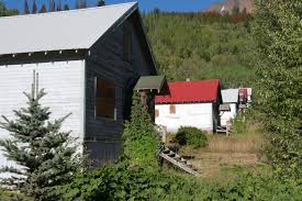 former mining town of bradian b c up for sale