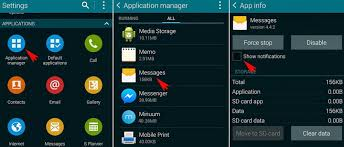 application manager android how to disable notifications from apps on android phones tablets