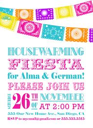 fiesta invitation wording free printable invitation design