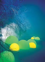 outdoor moonlight globe light