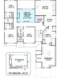 wexford open home floor plans 4000 sq ft house plans