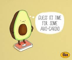 fun food facts presented with adorable cartoons and puns what a