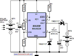 solar energy installation panel solar power circuit diagram