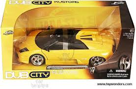 lamborghini murcielago dub edition toys dub city kustoms lamborghini murcielago roadster