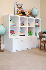 Plans For Wooden Toy Box by Best 25 Toy Shelves Ideas On Pinterest Kids Storage Playroom