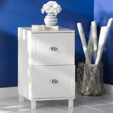 nightstand file cabinet wayfair