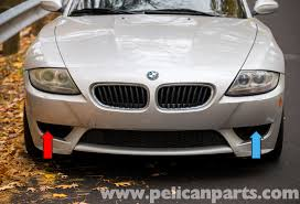 bmw z4m high and low tone horns replacement e85 2003 2008