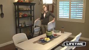Lifetime 6 Folding Table Lifetime 6 Foot Adjustable Table Models Lifetime