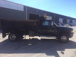 Dodge 3500 Dump Truck With Plow - dodge ram 3500 2wd dump truck 12 valve cummins used dodge ram
