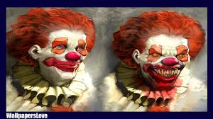 horror clown pack 2 wallpaper android apps on google play