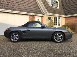 used 2002 porsche boxster 986 96 04 24v for sale in norwich