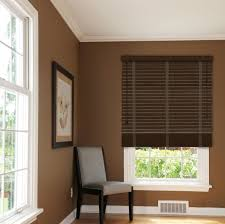 Mahogany Faux Wood Blinds Cheapest Blinds Uk Ltd Rich Mahogany With Tapes