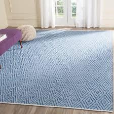 montauk blue ivory 8 ft x 10 ft area rug blue ivory ivory and